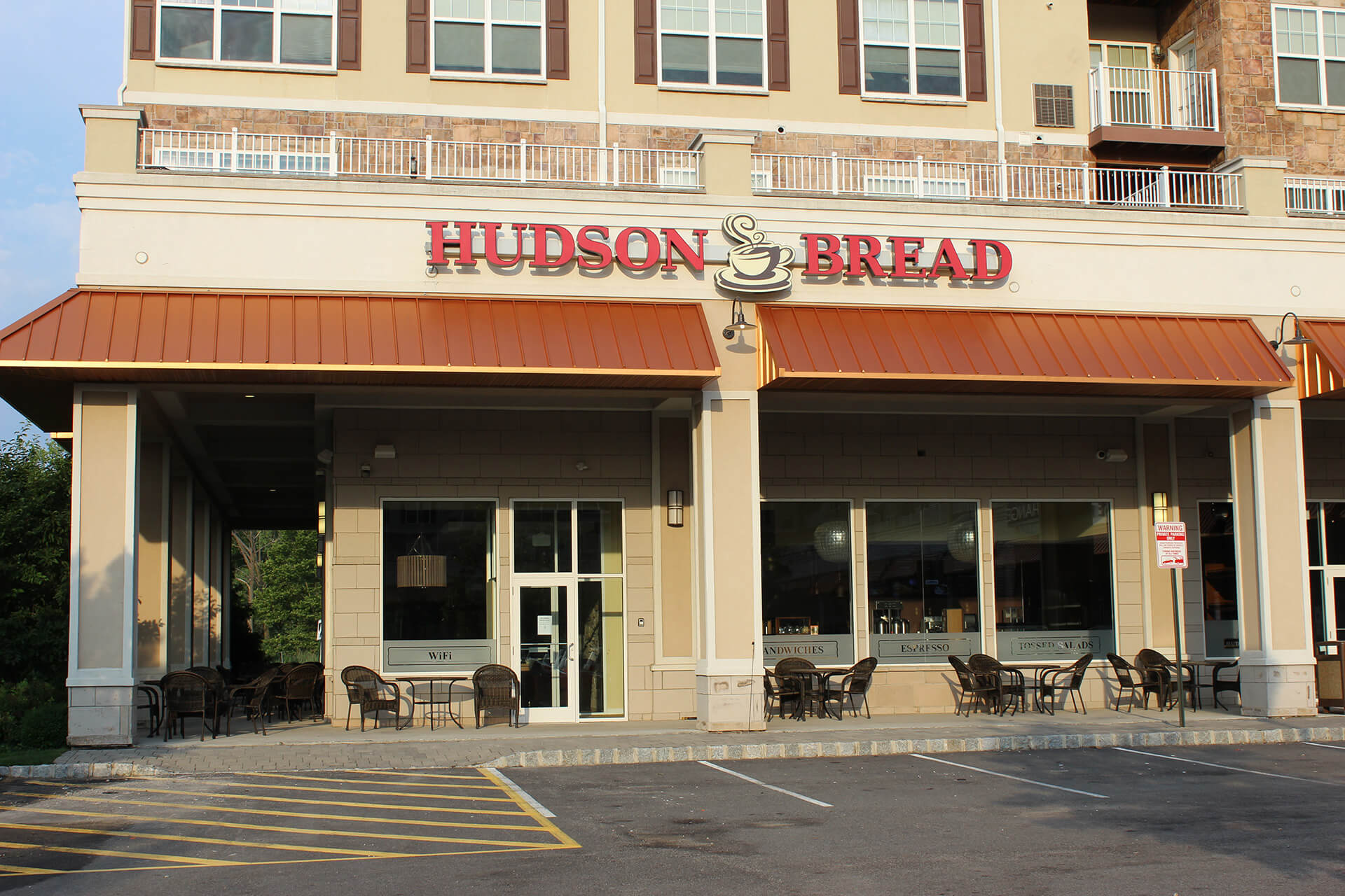 Hudson Bread Cafe Secaucus Nj